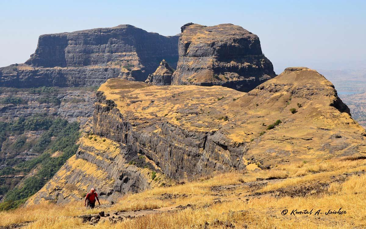 Hardest Fort Trek in Sahyadri