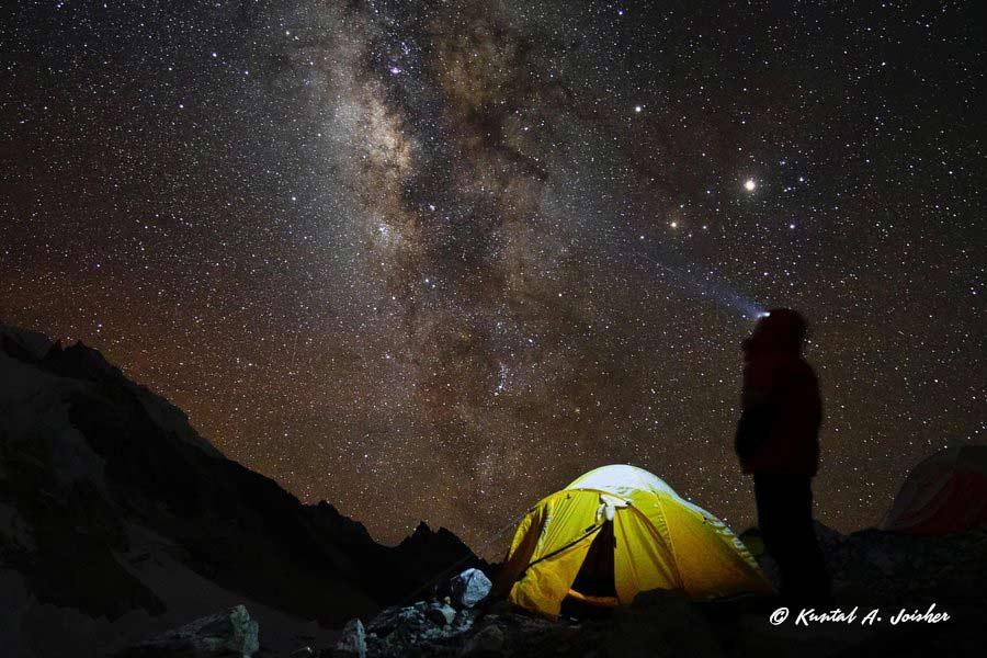 My personal 5 billion star Hotel