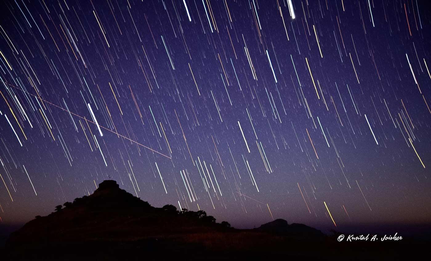 Star Gazing somewhere in Sahyadri
